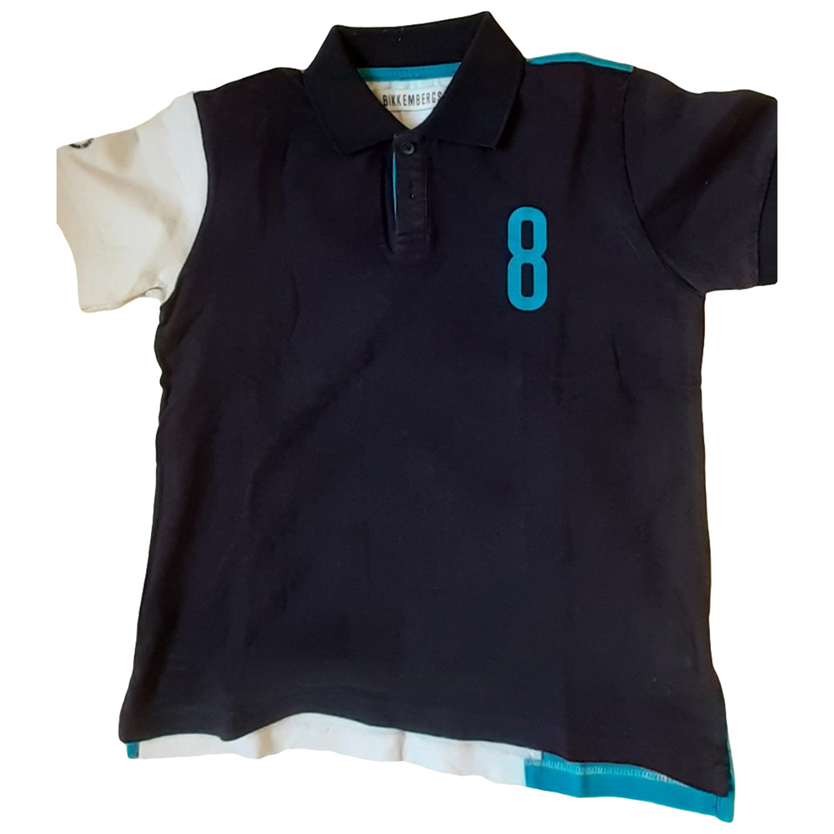 Dirk Bikkembergs \N Blue Cotton Knitwear for Kids 10 years - up to 142cm FR