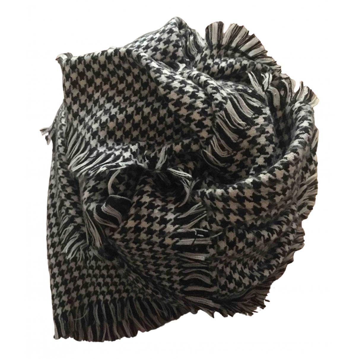 Zara N Black Wool scarf for Women N