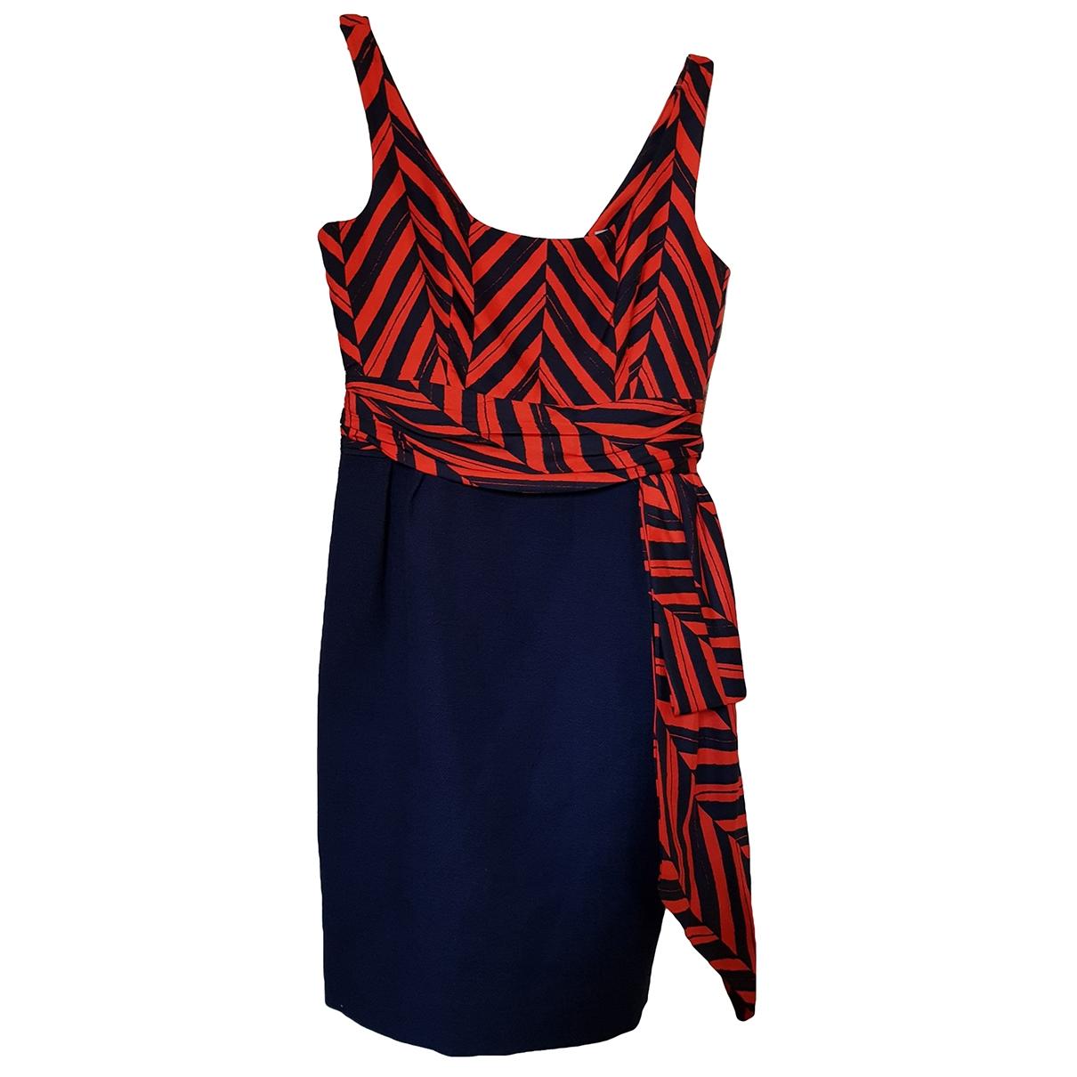 Milly \N Kleid in  Bunt Baumwolle