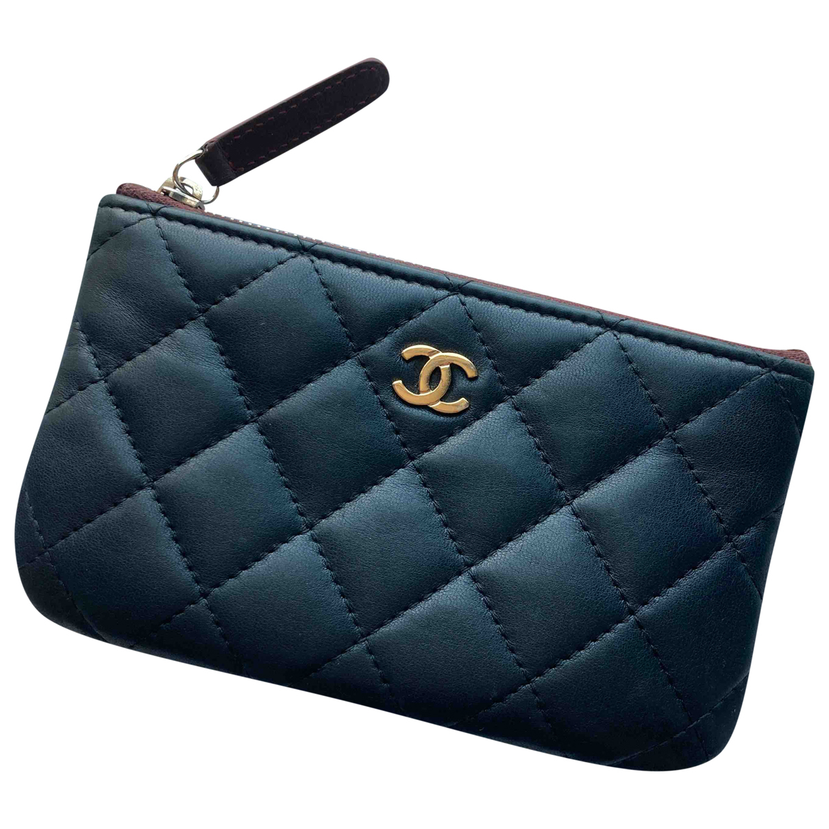 Monedero Timeless/Classique de Cuero Chanel