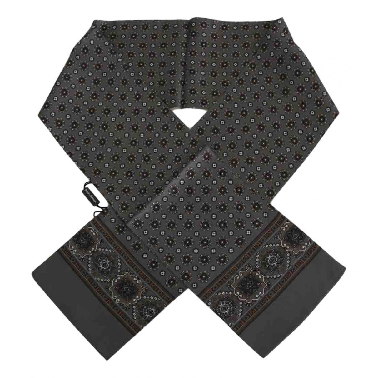 Pañuelo / bufanda de Seda Dolce & Gabbana