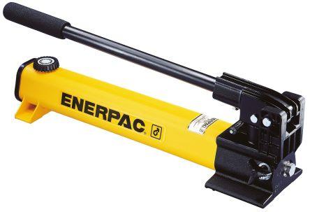 Enerpac P391, Single Speed, Hydraulic Hand Pump, 901cm3, 25.4mm Cylinder Stroke, 700 bar