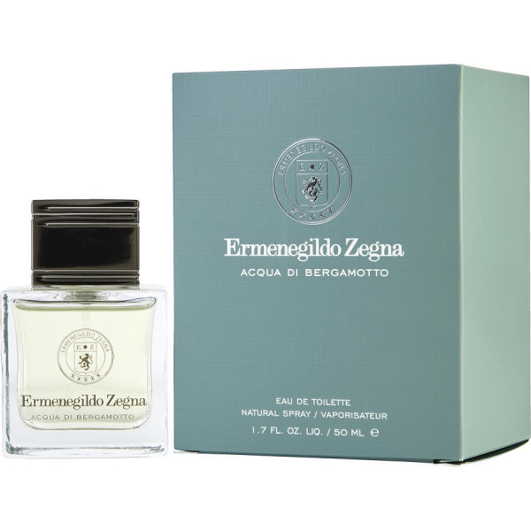 Acqua Di Bergamotto - Ermenegildo Zegna Eau de Toilette Spray 50 ML