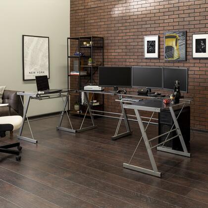 G2D51L29SM Command Center Gaming Desk Station in