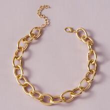 Solid Chain Necklace