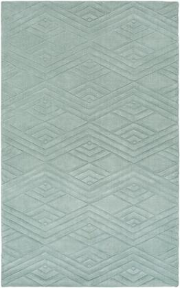 Etching ETC-5003 2' x 3' Rectangle Modern Rug in