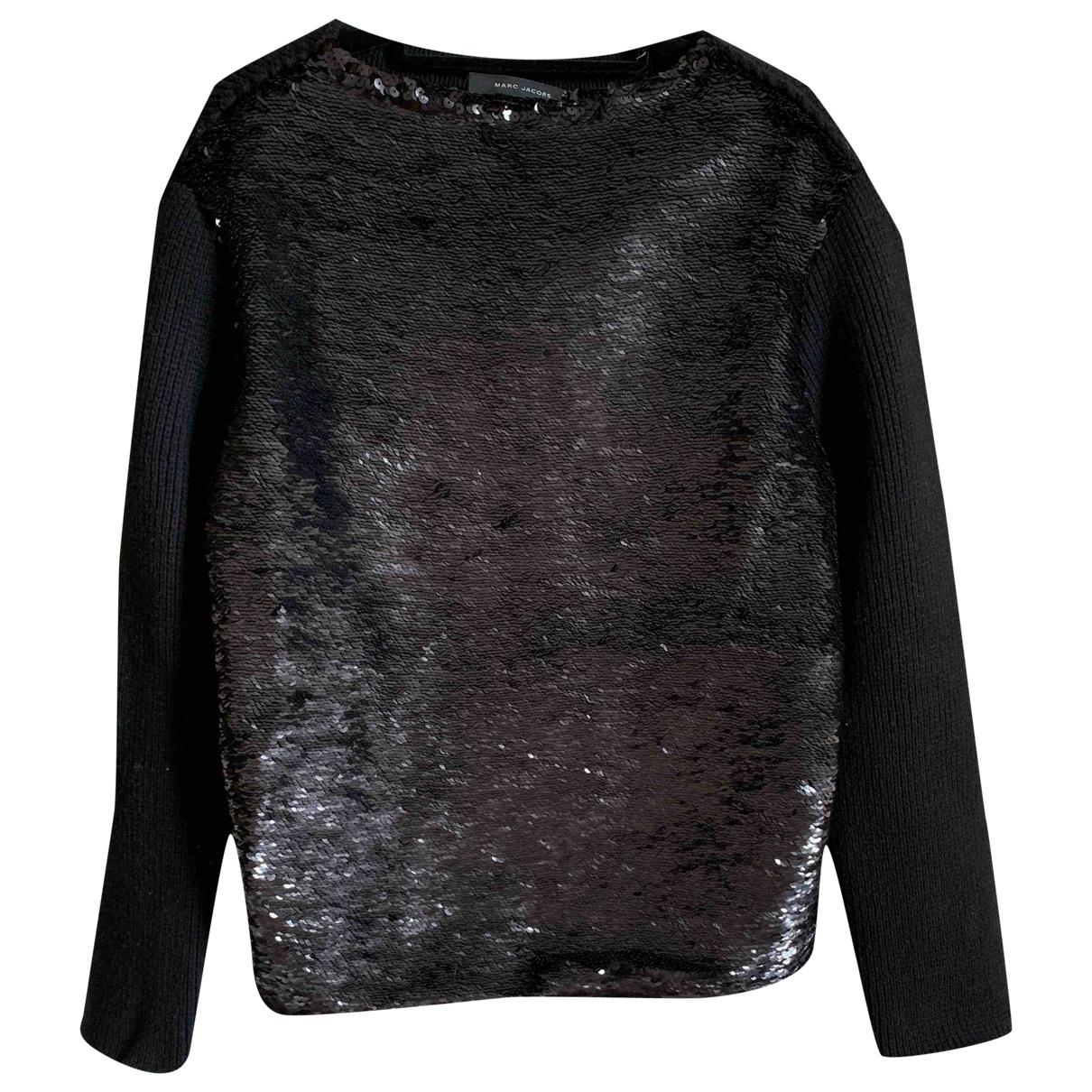 Marc Jacobs \N Black Wool Knitwear for Women S International