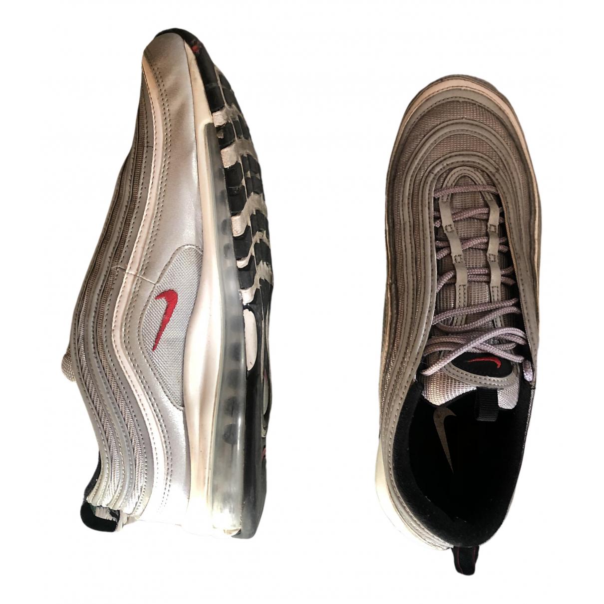Deportivas Air Max 97 de Lona Nike