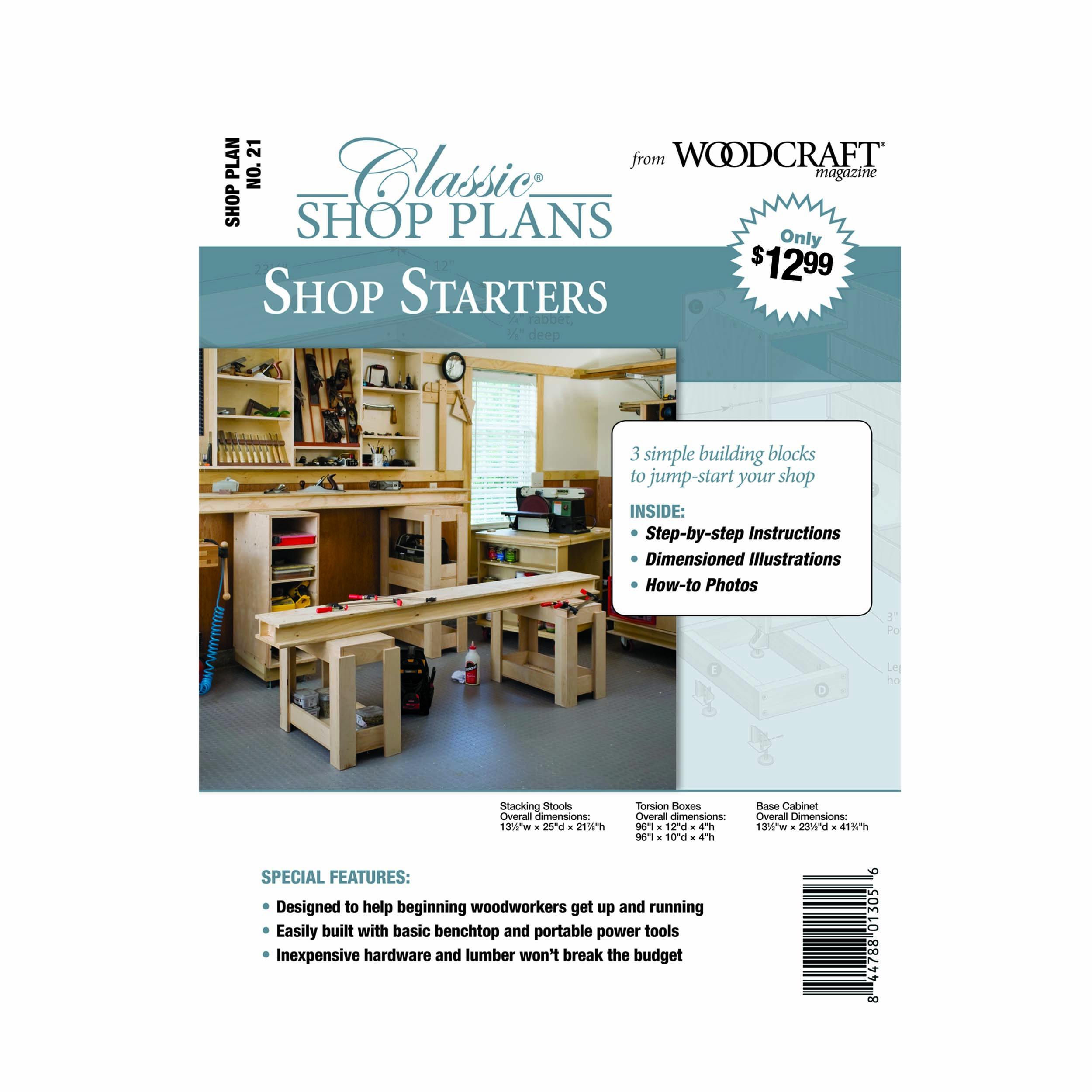 Workshop Starting Set - Paper Plan