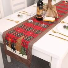 Christmas Pattern Table Runner