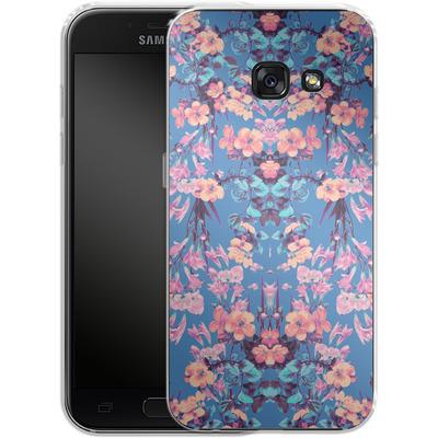 Samsung Galaxy A3 (2017) Silikon Handyhuelle - Ornamental Love von Zala Farah