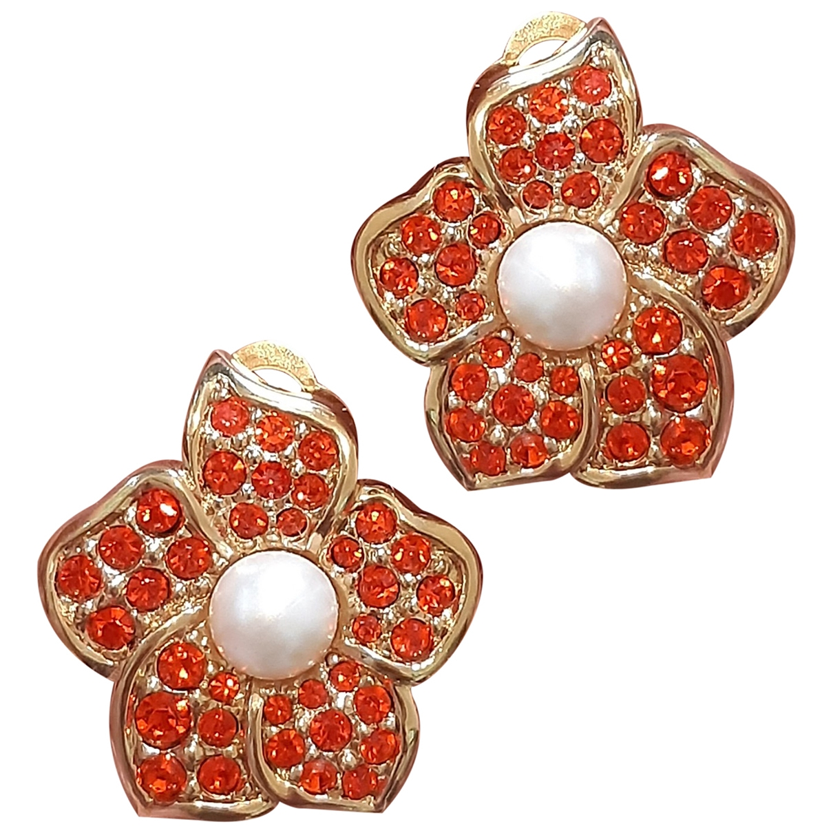 Nina Ricci \N Metal Earrings for Women \N