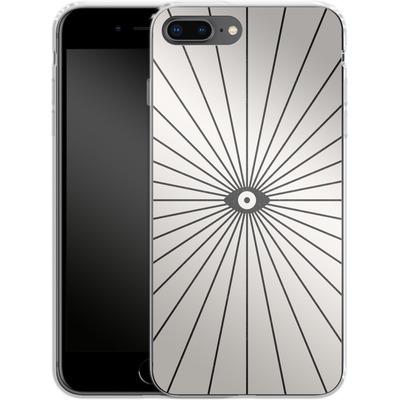 Apple iPhone 7 Plus Silikon Handyhuelle - Big Brother von Florent Bodart