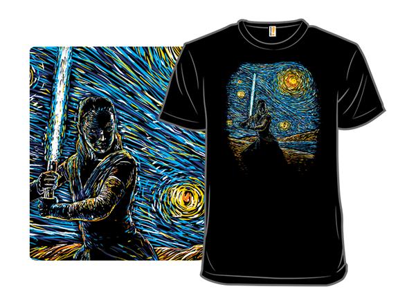 Starry Rey T Shirt
