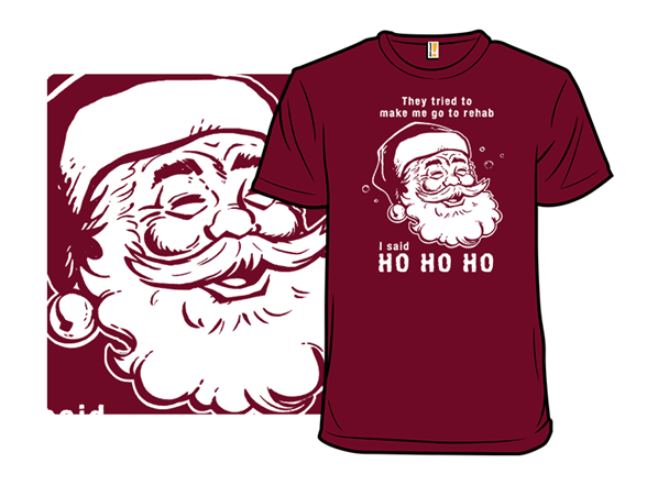 Christmas Spirit T Shirt