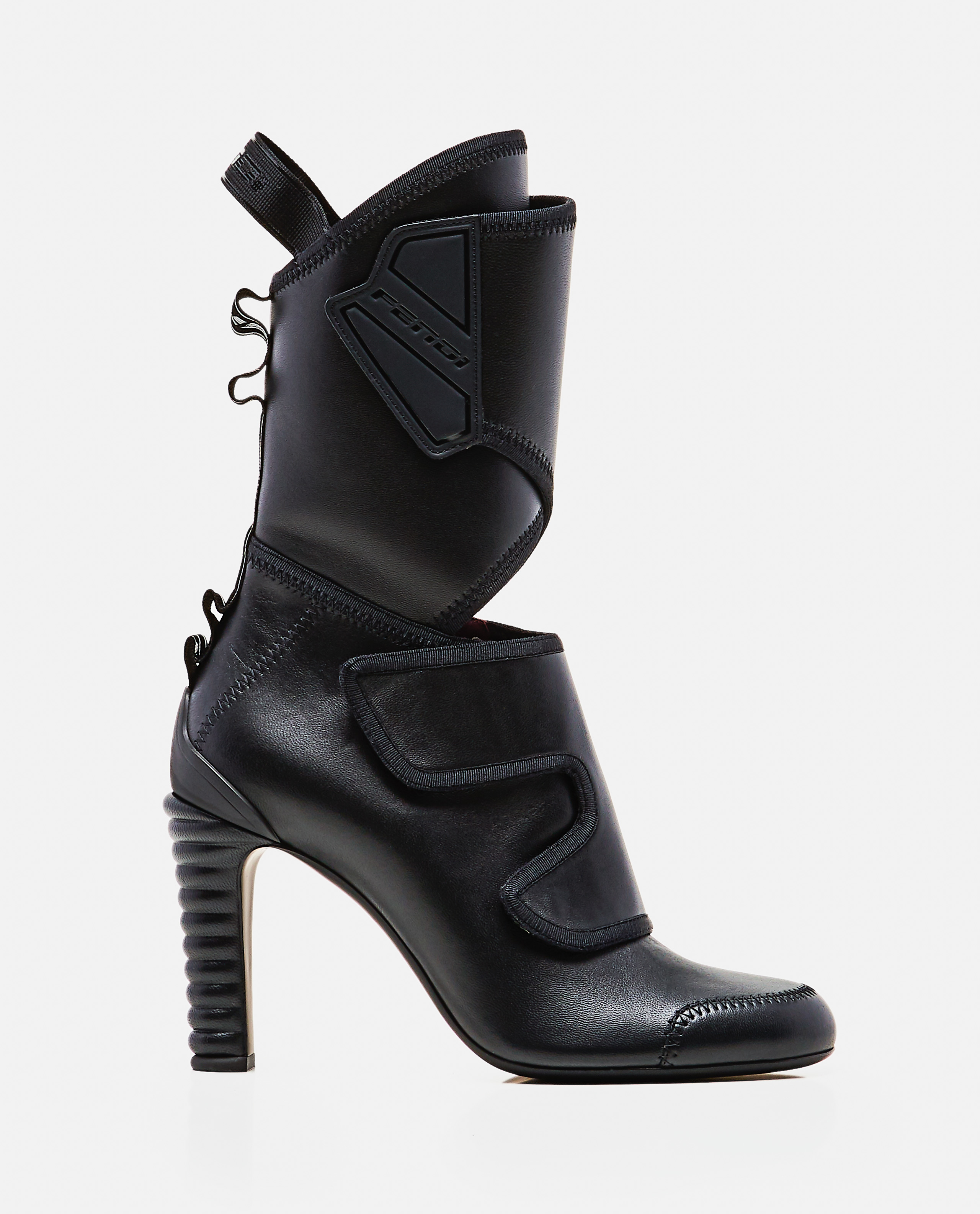 Promenade Bootie in leather