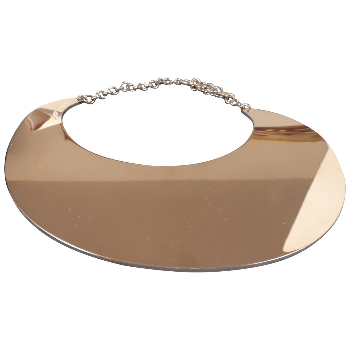 Agnona - Collier   pour femme en acier