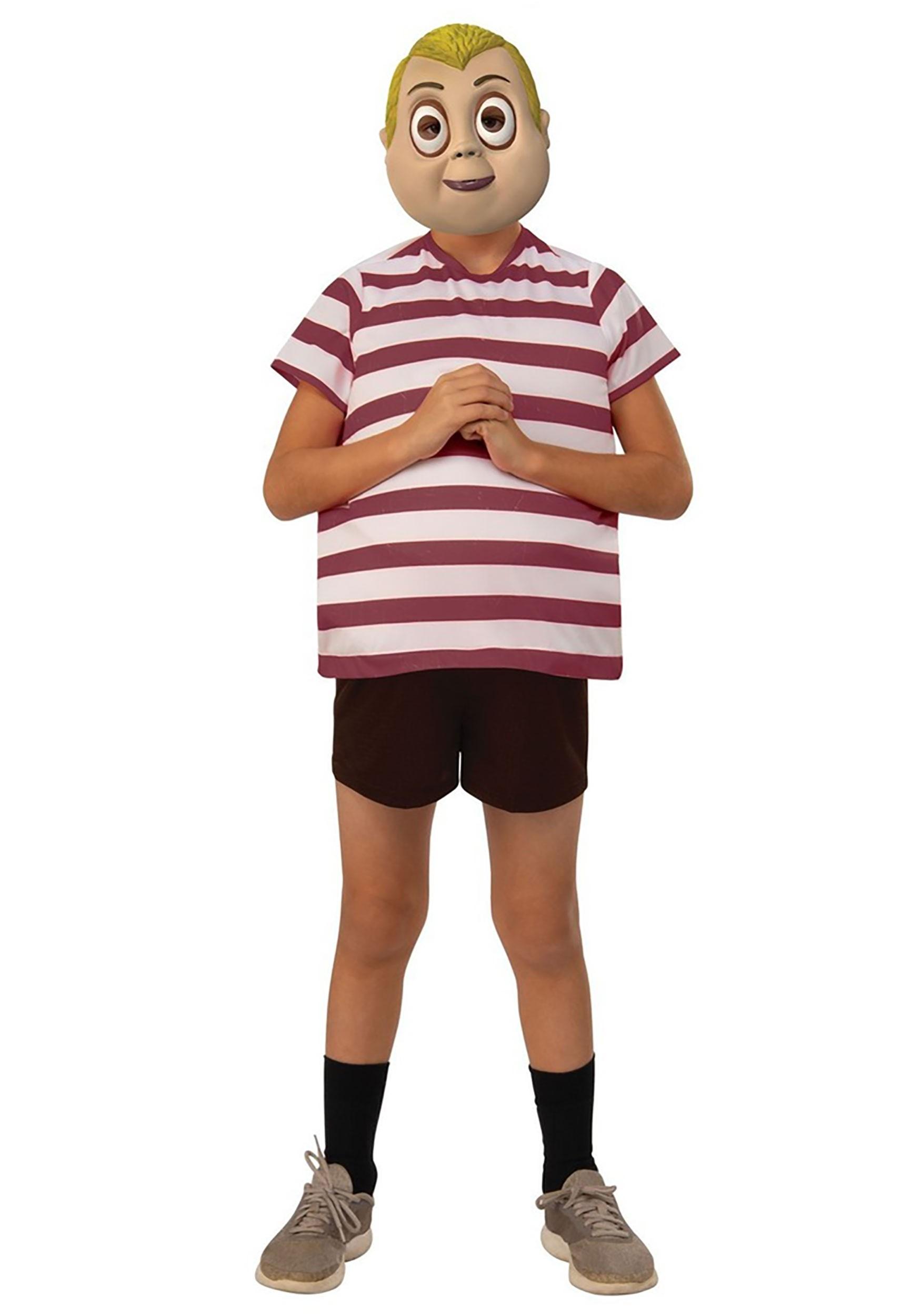 Addams Family Pugsley Costume