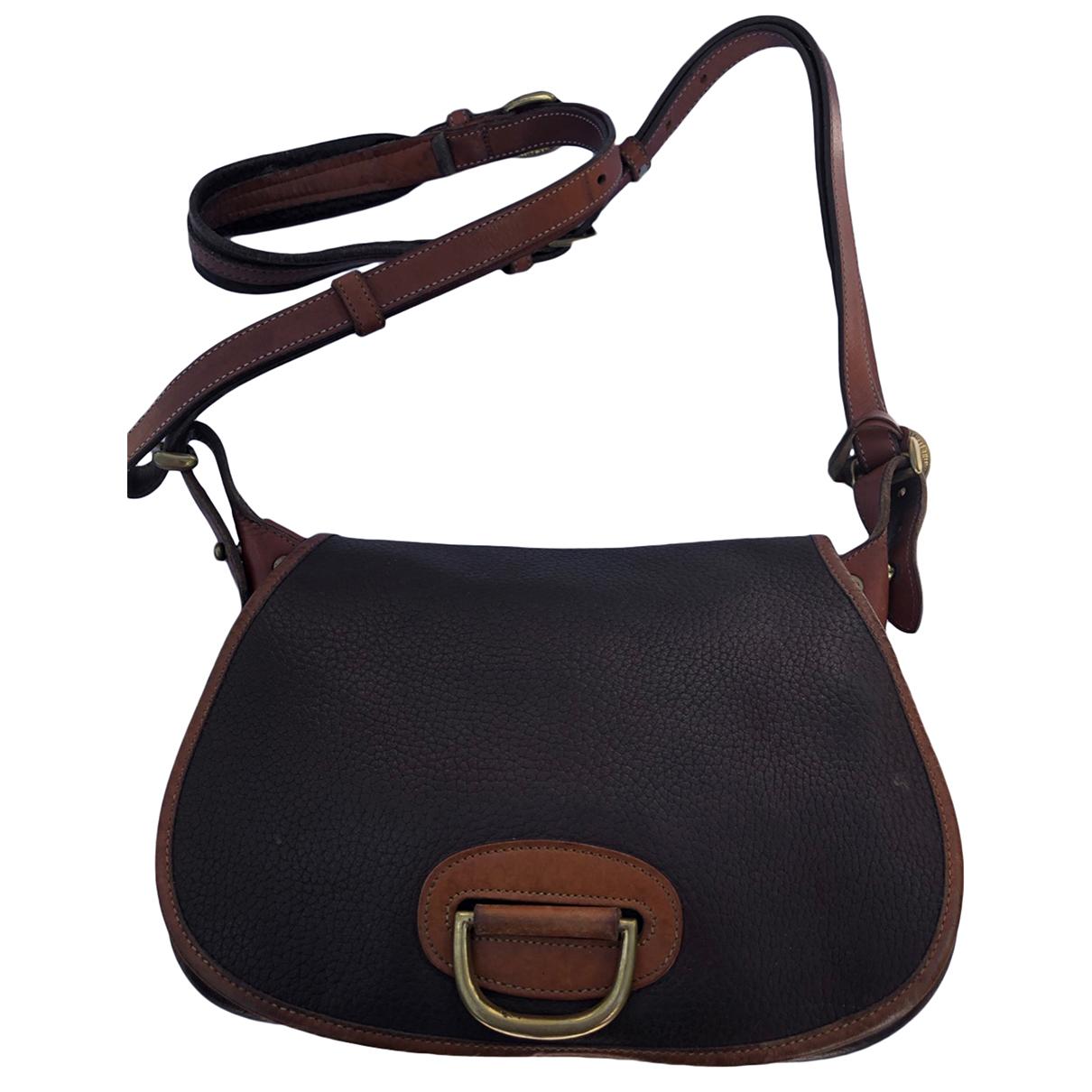 Dooney And Bourke \N Brown Leather handbag for Women \N