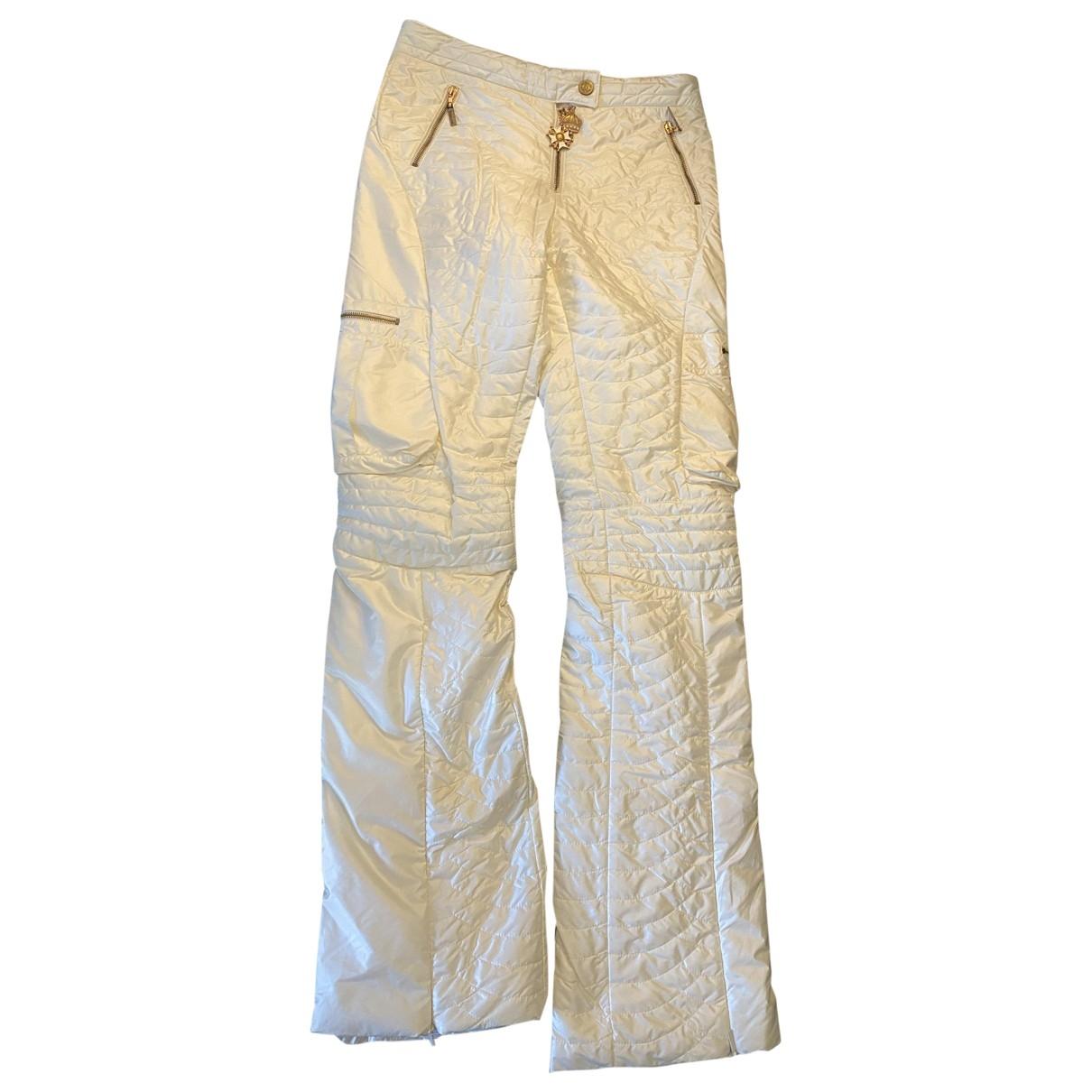 Roberto Cavalli \N Trousers for Women 6 UK