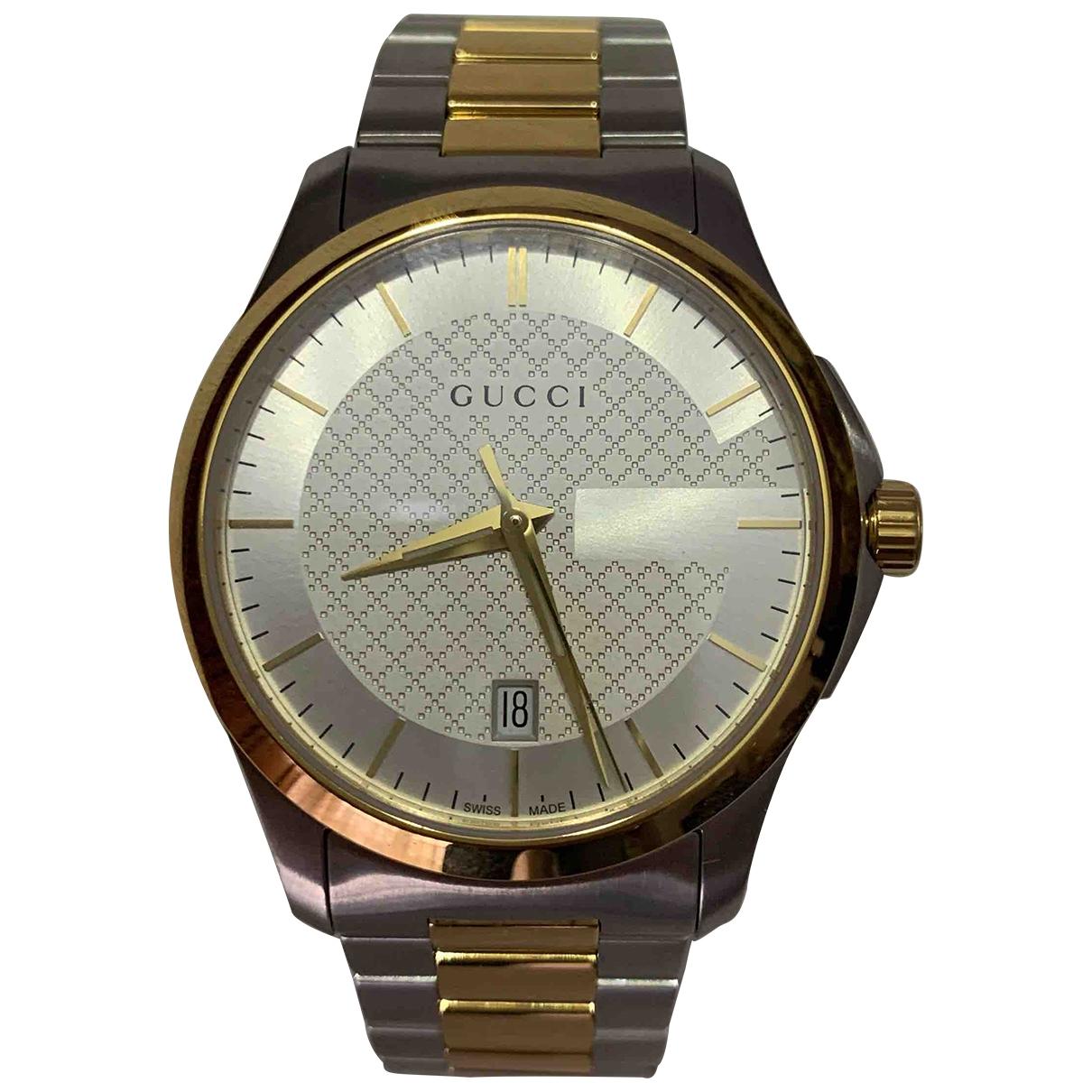 Gucci - Montre G-Timeless pour homme en acier