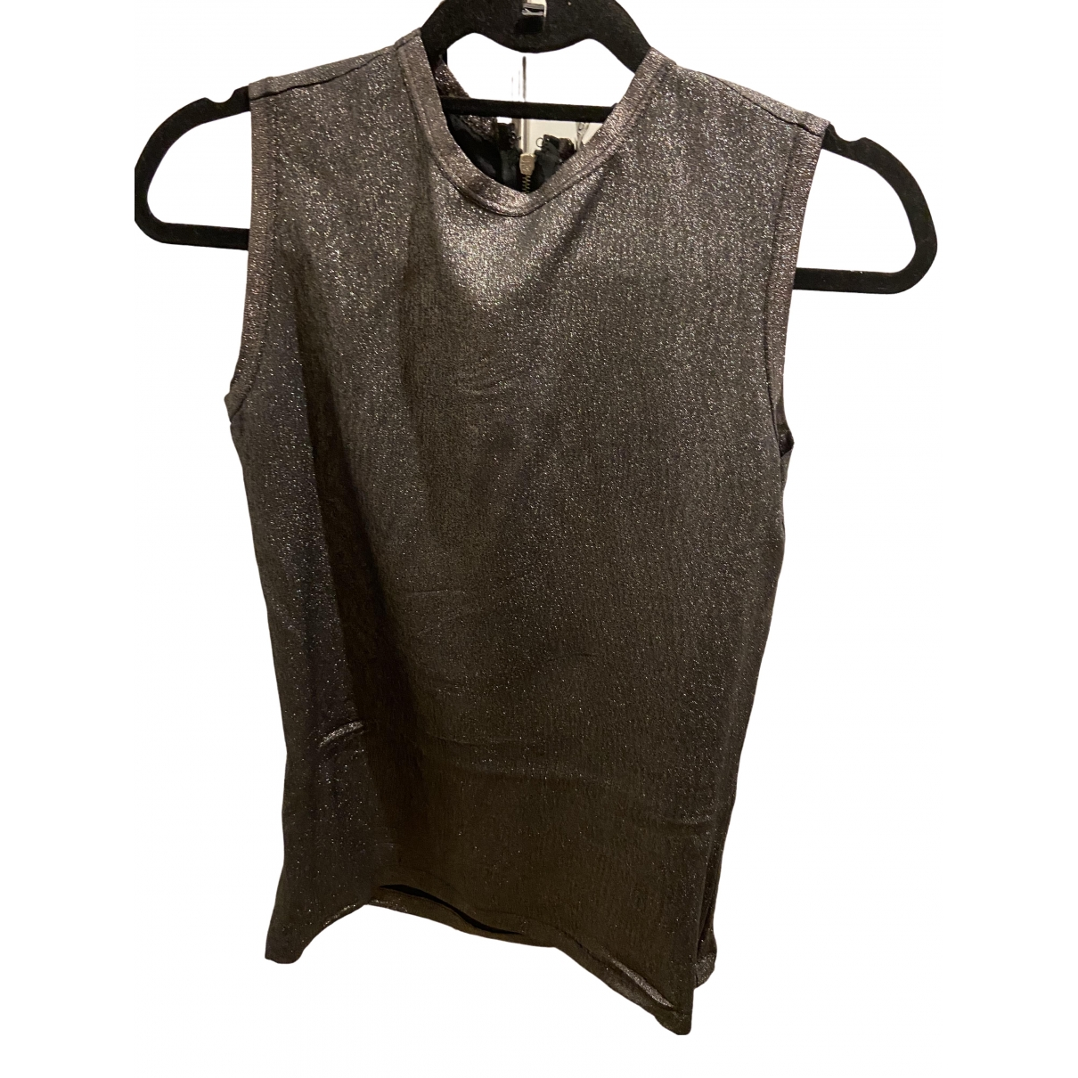 Dolce & Gabbana - Top   pour femme - anthracite