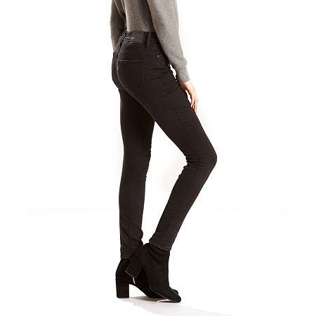 Levi's 311 Shaping Skinny Jean, 26 , Black