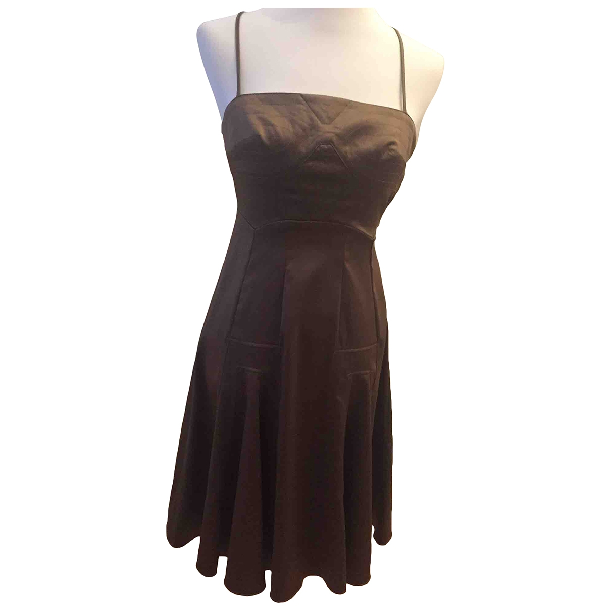 Just Cavalli - Robe   pour femme - marron