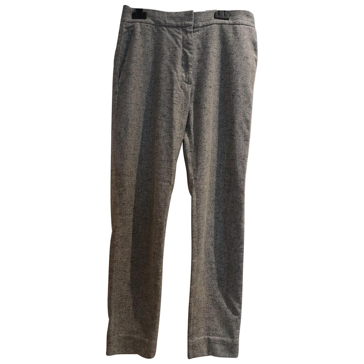 Pantalon recto de Lana Cos