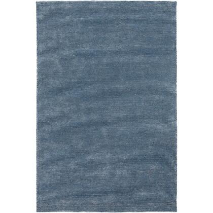 Austin AUS-2306 8' x 10' Rectangle Modern Rug in Navy