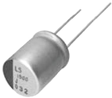 Nichicon 270μF Polymer Capacitor 16V dc, Through Hole - PLS1C271MDO1 (5)