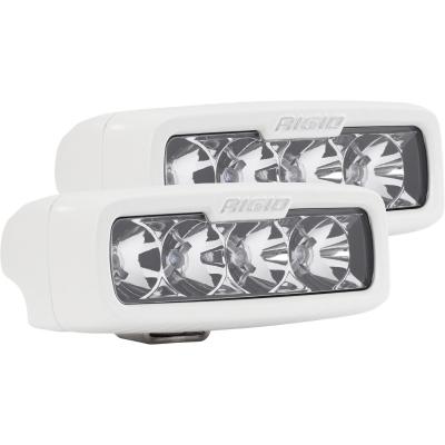 Rigid Industries M-Series SR-Q Single Row 20 Deg. Flood LED Light - 945113