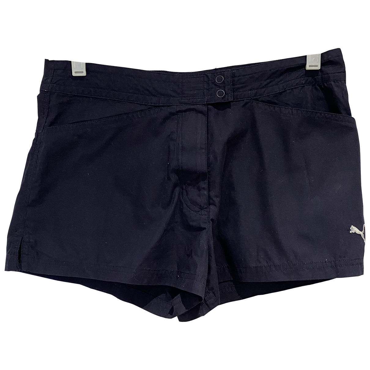 Puma \N Navy Shorts for Women S International
