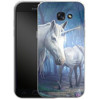 Samsung Galaxy A5 (2017) Silikon Handyhuelle - Follow Me von Lisa Parker