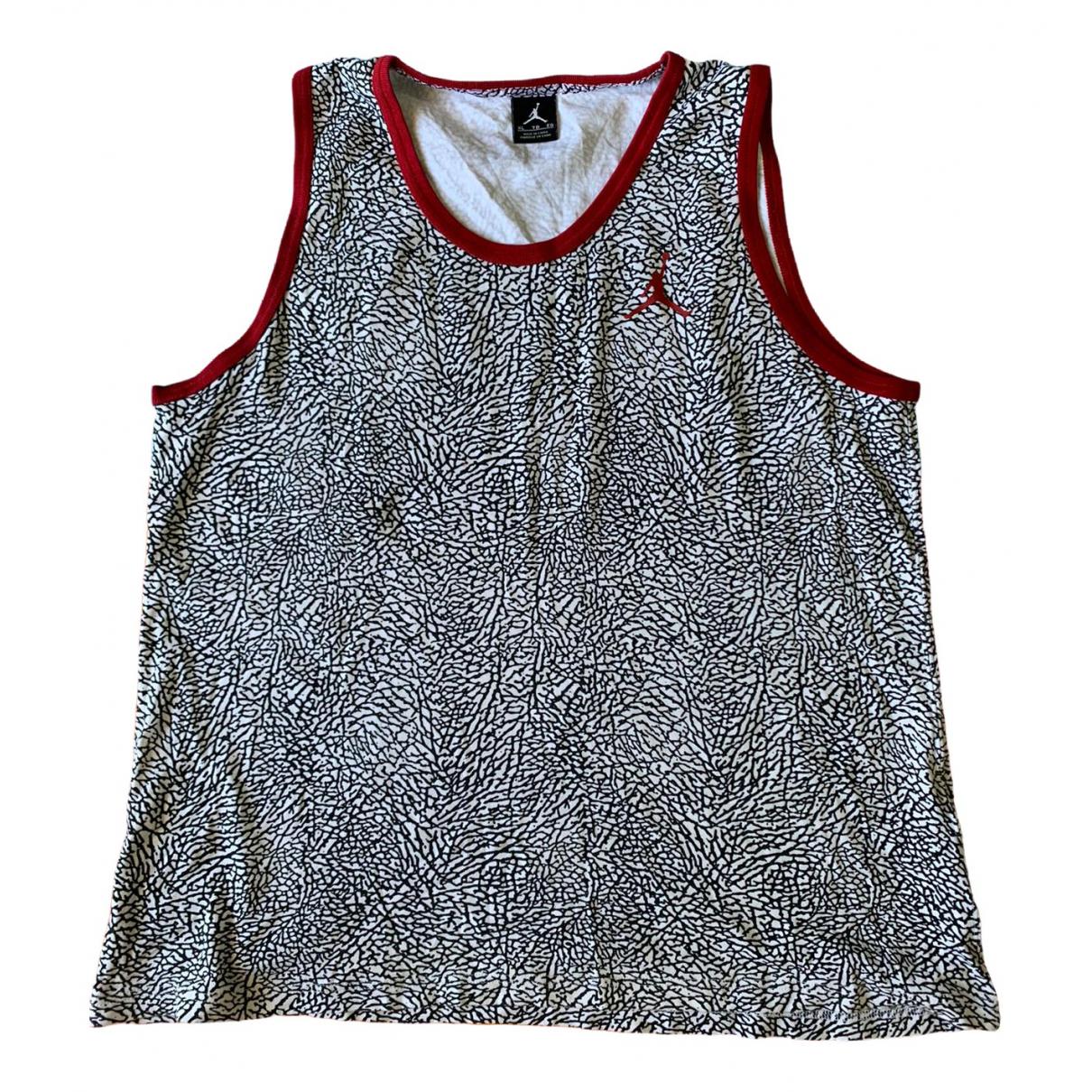 Jordan - Tee shirts   pour homme - gris