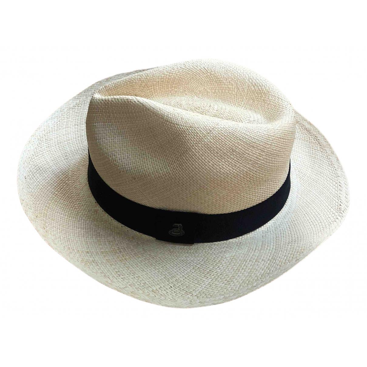 Original Panama By Ecua-andino - Chapeau & Bonnets   pour homme en paille - beige