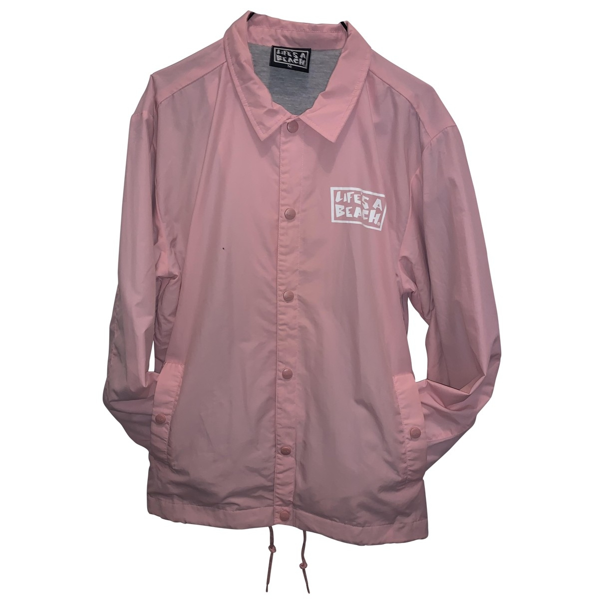 Urban Outfitters \N Pink jacket for Women M International