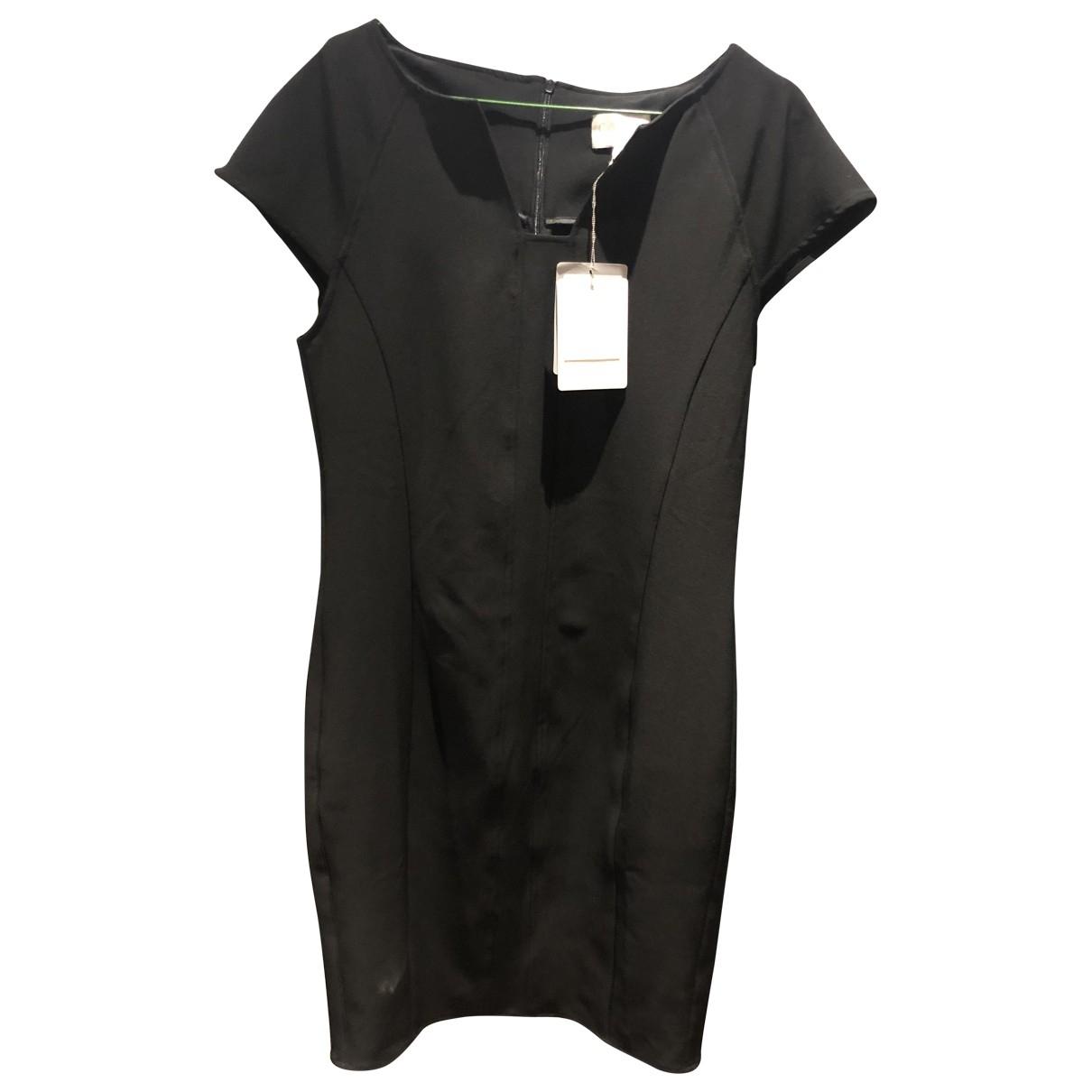 - Robe   pour femme en cachemire - noir