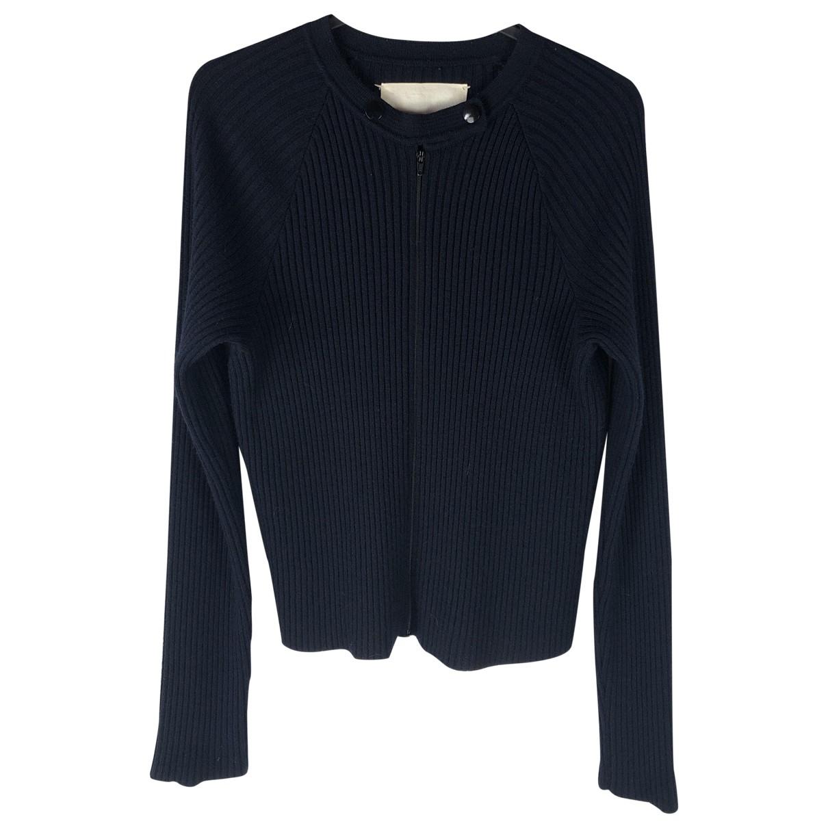 Maison Martin Margiela \N Navy Wool Knitwear for Women XL International