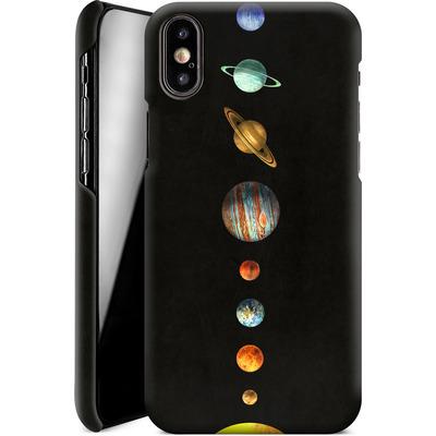 Apple iPhone XS Smartphone Huelle - Solar System von Terry Fan