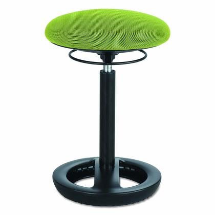 Safco Twixt® Active Seating Chair, Extended-Height - Green