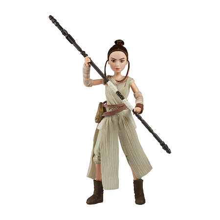 Forces Of Destiny Rey Of Jakku Adventure Figure, One Size , No Color Family
