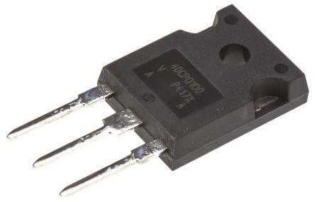 Vishay 100V 40A, Dual Schottky Diode, 3-Pin TO-247AC VS-40CPQ100-N3