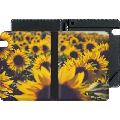 Amazon Kindle Voyage eBook Reader Huelle - Sunflower 2 von Joy StClaire