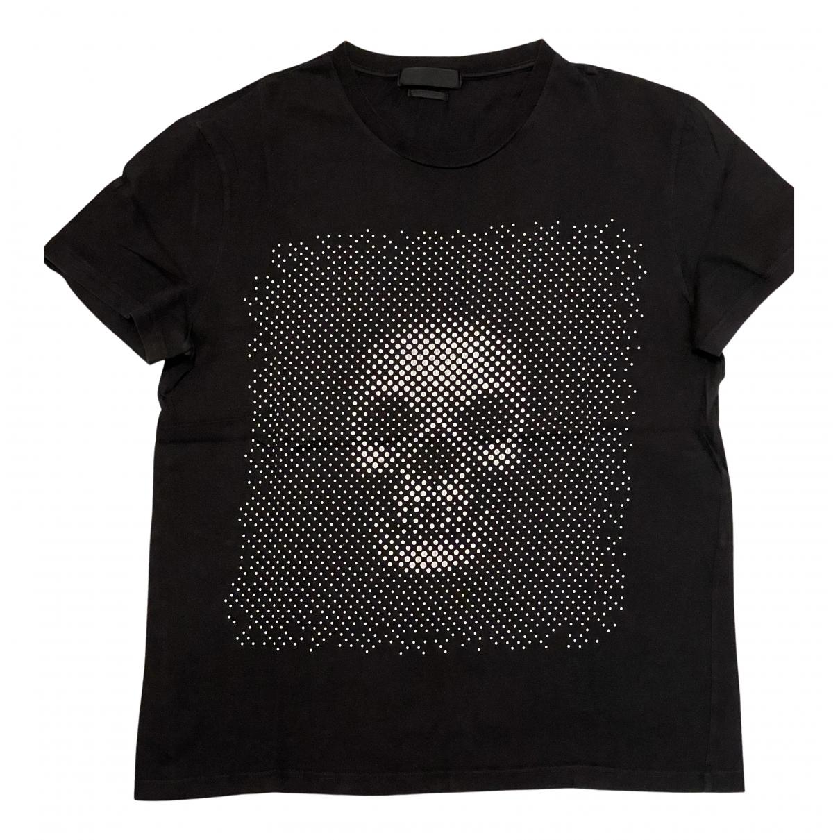 Alexander Mcqueen N Black Cotton T-shirts for Men L International