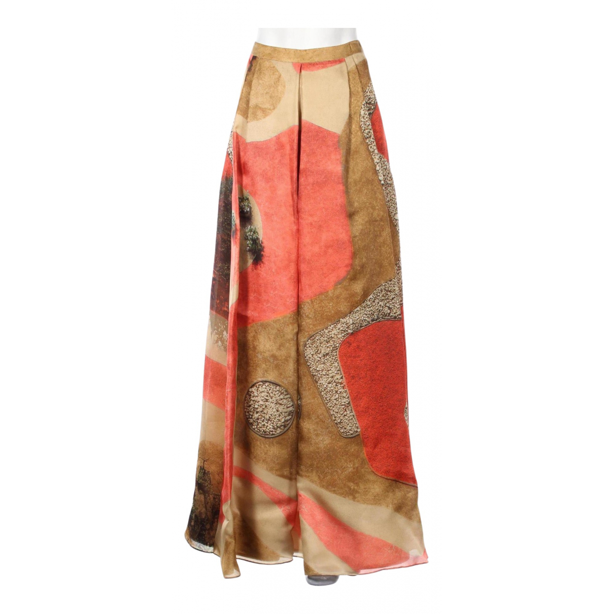 Akris N Multicolour Silk skirt for Women M International