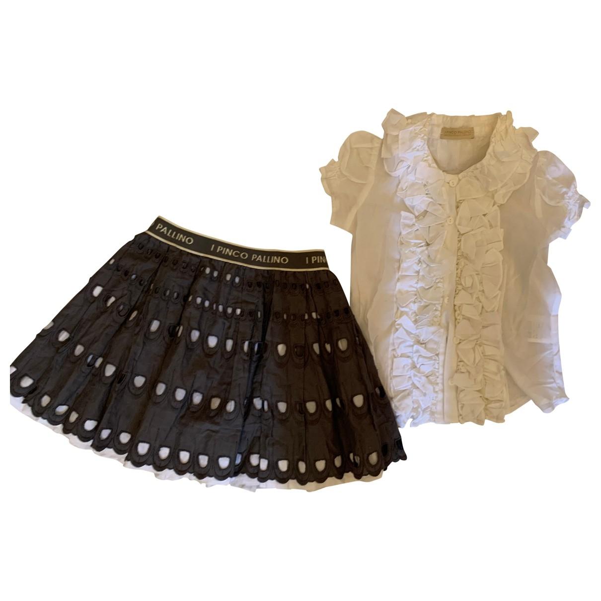 I Pinco Pallino - Les ensembles   pour enfant en coton - blanc