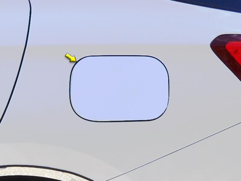Quality Automotive Accessories Gas Door Cover Trim Chevrolet Equinox SUV 2018