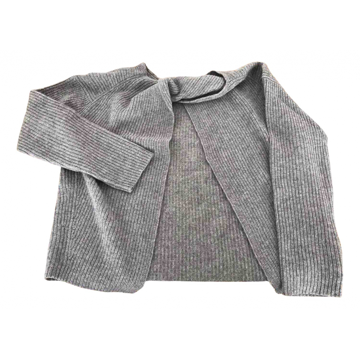 Theory N Grey Cashmere Knitwear for Women S International