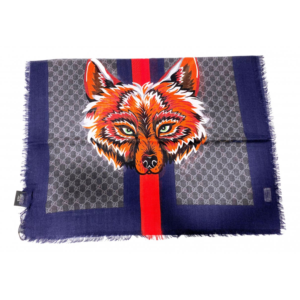 Gucci N Multicolour Wool scarf & pocket squares for Men N